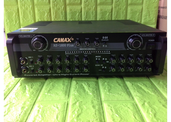 AMPLY CAMAX AS-1600Plus
